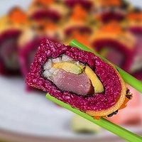 Sushi Roll Pezetarian