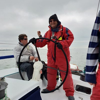 Couple of days on the solent