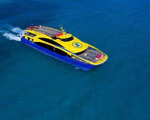 More efficient and a new full innovation ferry / Más eficiente y un nuevo ferry lleno de innovac