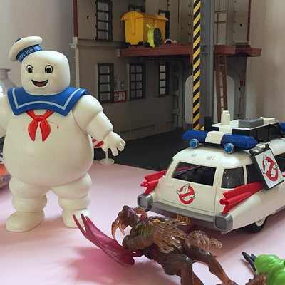 Playmobil Ghost Busters - Who you gonna call?
