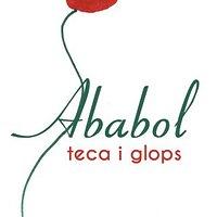 Ababol es una flor, també coneguda com gallaret.una flor molt de temporada com la nostra cuina.