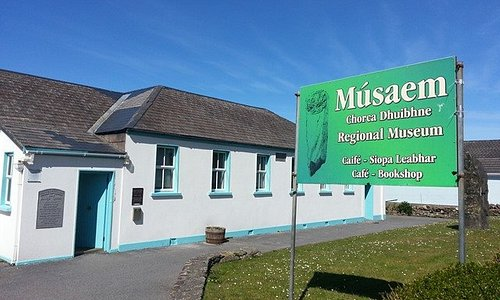 The museum is housed in a former primary school building.