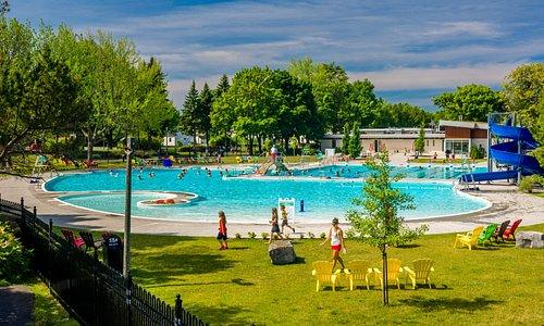 Complexe aquatique parc Delpha-Sauvé Salaberry-de-Valleyfield