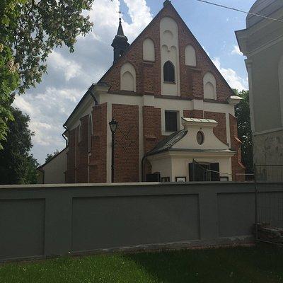 Kościół Św. Jakuba Apostoła (Tarchomin)