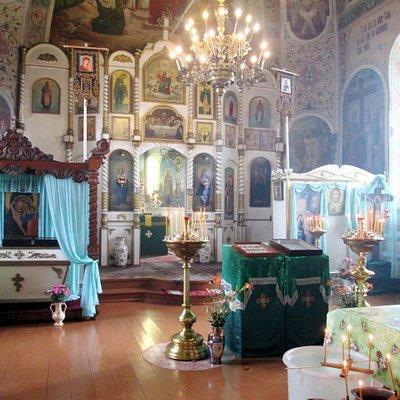 Храм с.Чудиново