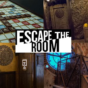 Escape the Room offers three games to choose from!