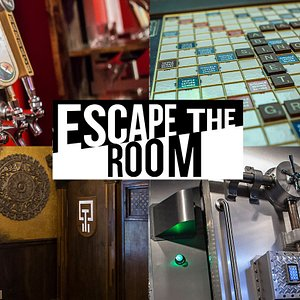 Escape the Room offers four games to choose from!