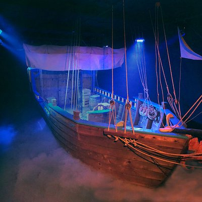 Our 45' long ship, L'Imperial, where the Commandeered mission takes place.