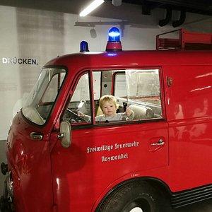 Feuerwehr-Erlebnis-Museum Hermeskeil