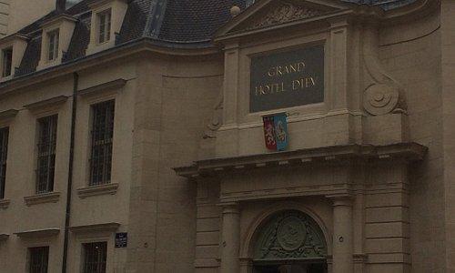 Grand Hotel Dieu