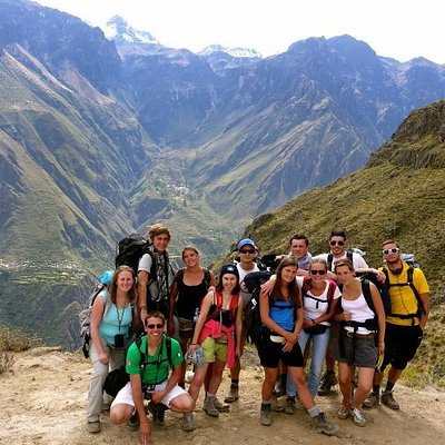 colca trekking group