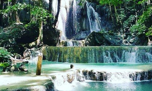 Mata Jitu ( Queen Dyana ) waterfall