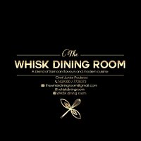 The Whisk Dining Room - A blend of Samoan flavours and Modern Cuisine
