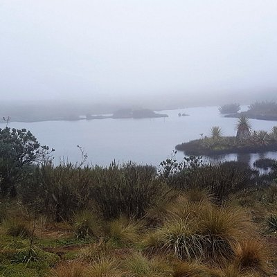 Otra foto de la laguna