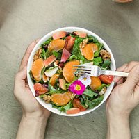 Introducing two new salads, the Citrus Bloom and Beef Up!