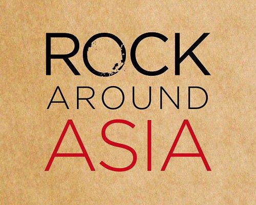 Rock Around Asia Art Gallery Bangkok