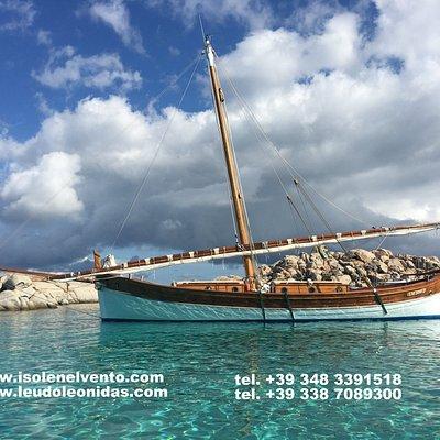 ...una giornata indimenticabile a bordo del Leonidas, nelle splendide acque dell'arcipelago