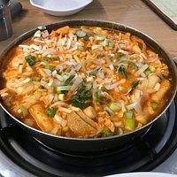 起司年糕鍋