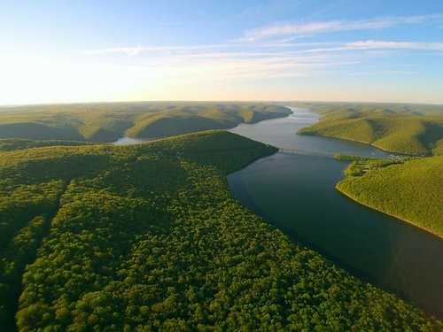 Allegheny National Forest-Over 600 miles of trails, Allegheny Reservoir, camping & cabins
