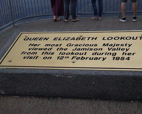 Queen Elizabeth Lookout