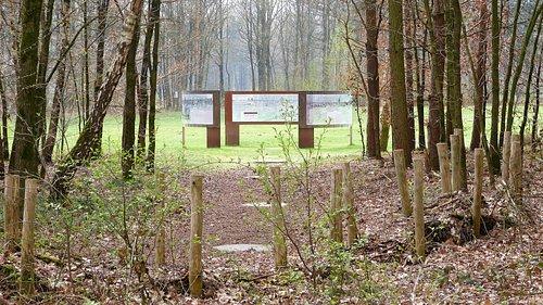 Bijna in de IJzertijd Park De Rieten - Meeuwen-Gruitrode 20180413