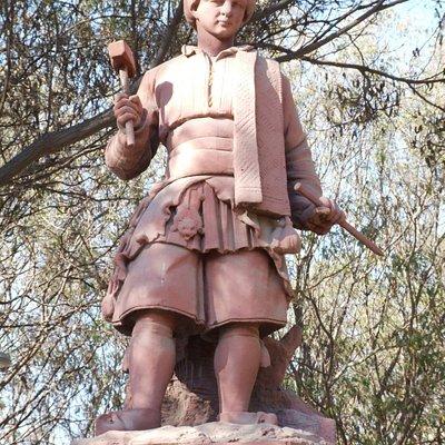 Monumento a Juan Godoy, Copiapó.