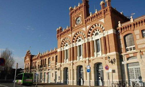 Estación de Ferrocarril de Aranjuez