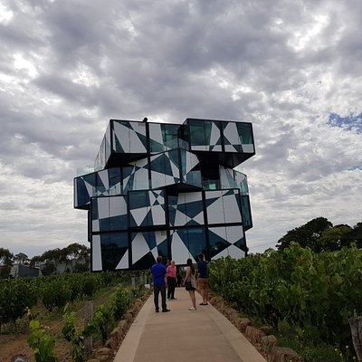 The Cube, D'Arenberg