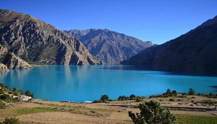 Phoksundo lake is beautiful place for those who loves nature and are seeking peaceful place.