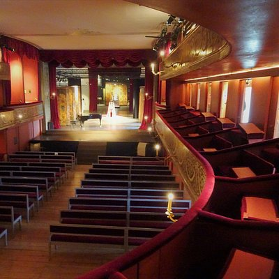 250 year old theatre