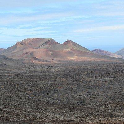 Parque Nacional de Timanfalla, Lanzarote.