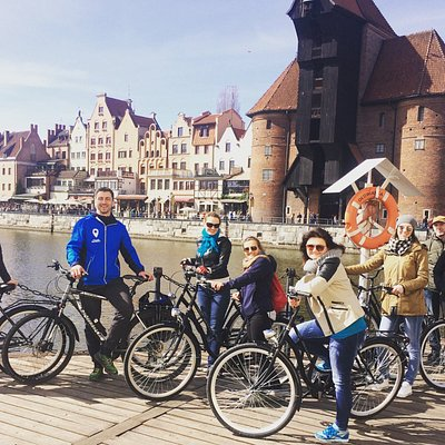 Cycling Tour in Gdansk