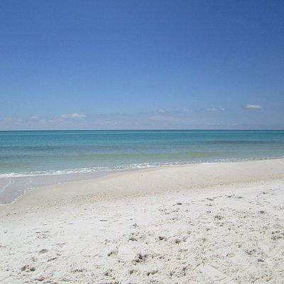 Pensacola White Sand & Ocean
