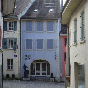 Musée d'Art de Pully, Suisse