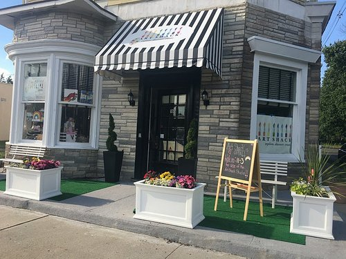 Art Shack,an open art studio&gift shop 4 ALL ages!Walk in&create unique&meaningful art fromthehe