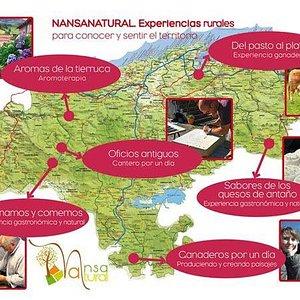 Experiencias rurales en toda Cantabria para crear lazos con el territorio.