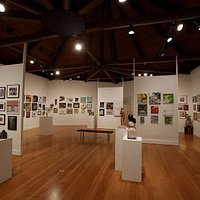 Berkeley Art Center Interior