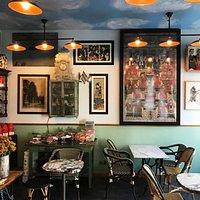 Cafe C'est la vie in Lerwick