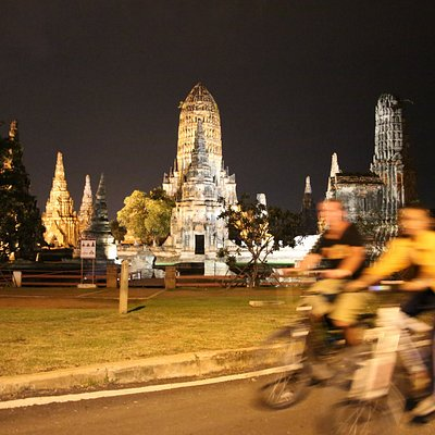 Ayutthaya Sunset Ride