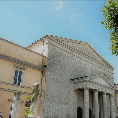 Grande Temple Protestant d'Anduze