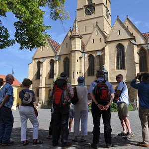 Sibiu Walking Tours