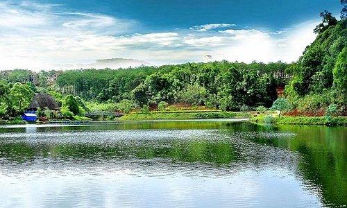 Khung cảnh đẹp đầy mê hoặc của Măng Đen