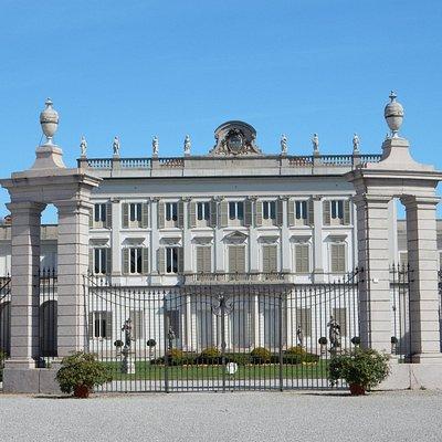 La facciata monumentale