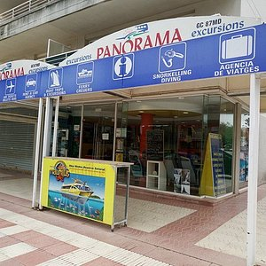 Street view of Panorama Excursions
