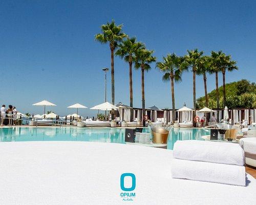 Opium Beach Club Marbella