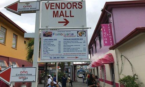 Vendor's Mall