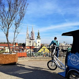 Experience Zagreb from another perspective! The best way to tour Zagreb! Eco-, Charming & Fun To