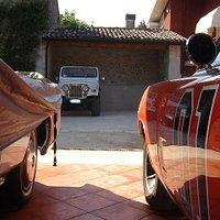 il cooter garage visitabile alla contea