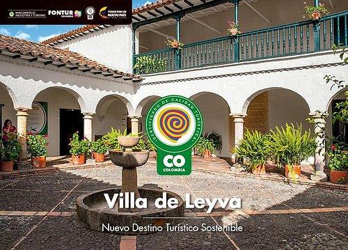 Casa Museo Antonio Nariño, ubicada en el centro histórico promoviendo el turismo sostenible.