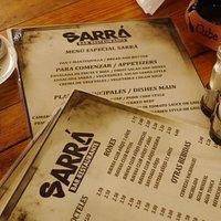 Restaurante SARRA. El MEJOR CAFE DE LA HABANA. BEST COFFE IN OLD HAVANA